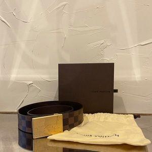 Louis Vuitton Neo Inventeur Reversible 40 MM Belt